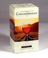 California Connoisseur Sangiovese 30 Bottle Wine Kit